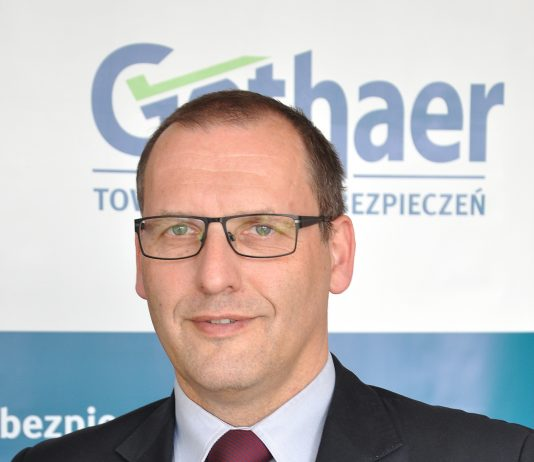 Marek Dmytryk, Zastępca Dyrektora Biura Ubezpieczeń Detalicznych Gothaer TU SA.