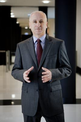 Mieczysław Woźniak, wiceprzewodniczący Komitetu Wykonawczego Związku Polskiego Leasingu