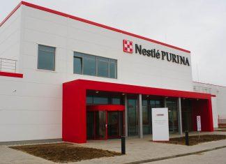 Fabryka Nestle Purina w Nowej Wsi Wrocławskiej
