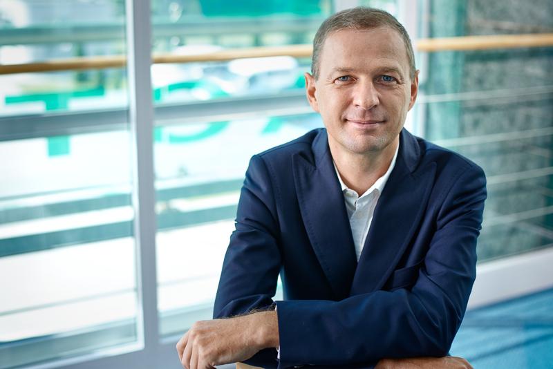 Piotr Bieliński, współzałożyciel i Prezes Zarządu ACTION S.A.