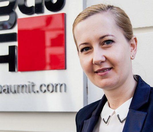 Justyna Czechowicz – Specjalista ds. Compliance Baumit Sp. z o.o.