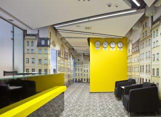 biuro regionalne EY we Wrocławiu
