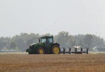 rolnik traktor