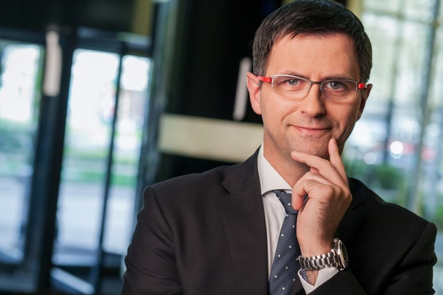 Mateusz Skubiszewski, Dyrektor, Dział Rynków Kapitałowych, BNP Paribas Real Estate, Europa Środkowo-Wschodnia