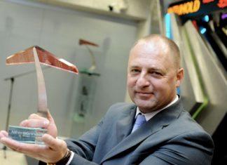 Robert Betka, Prezes Zarządu Spółki Grupa Jaguar S.A.