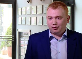 Mateusz Gołda, manager ds. rozwoju back-office w sklepie Neo24.pl