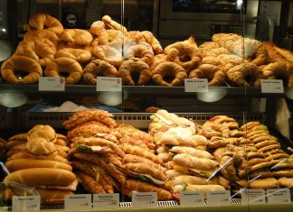 chleb pieczywo kanapki