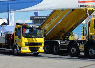 ciężarówki transport