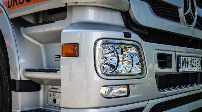 cięzarówka samochód transport