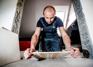 remont pracownik budowlany