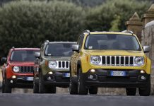 Jeep samochód