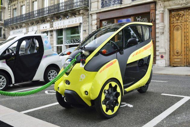 Elektryczne mikrosamochody Toyoty – COMS oraz i-ROAD (1)