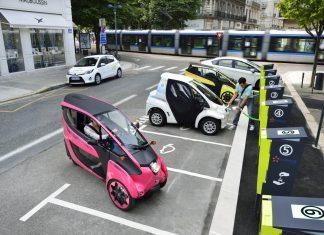 Elektryczne mikrosamochody Toyoty – COMS oraz i-ROAD (13)