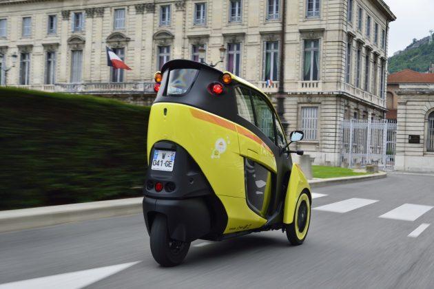 Elektryczne mikrosamochody Toyoty – COMS oraz i-ROAD (5)