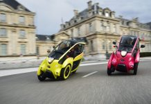 Elektryczne mikrosamochody Toyoty – COMS oraz i-ROAD (6)