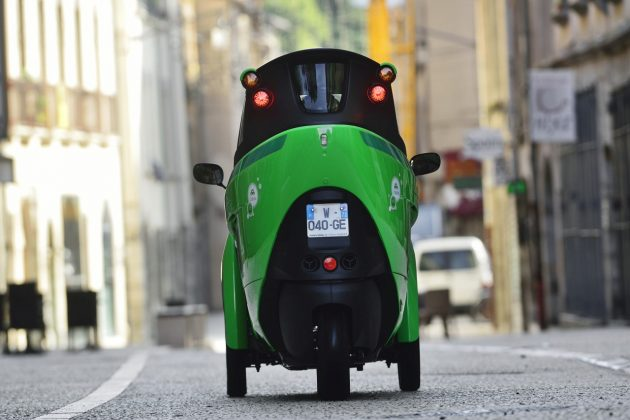 Elektryczne mikrosamochody Toyoty – COMS oraz i-ROAD (7)