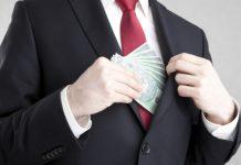 biznes pieniądze pensja pracownik