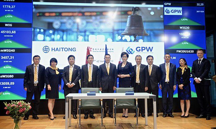 GPW i Haitong Bank