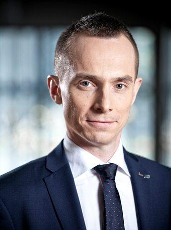 Grzegorz SIELEWICZ, główny ekonomista Coface w Europie Centralnej Coface