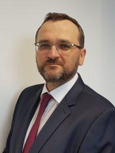Marek Wożny Managing Director obszaru Application Services w firmie Capgemini Polska