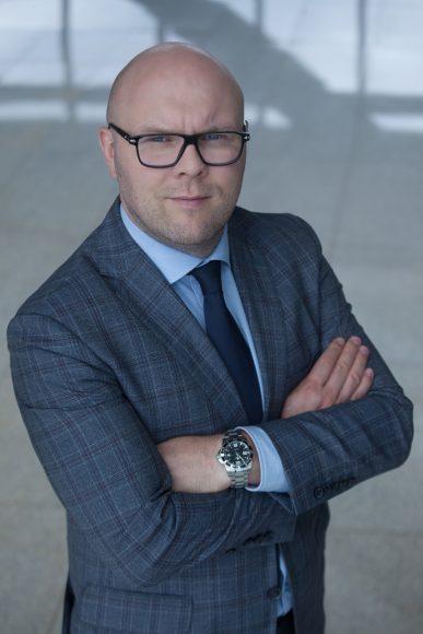Mariusz Majkowski, Associate Director, Dział Wynajmu Powierzchni Handlowych, CBRE