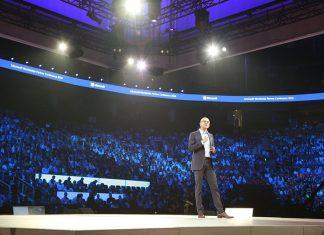 Satya Nadella, Microsoft Partner Conference 2016
