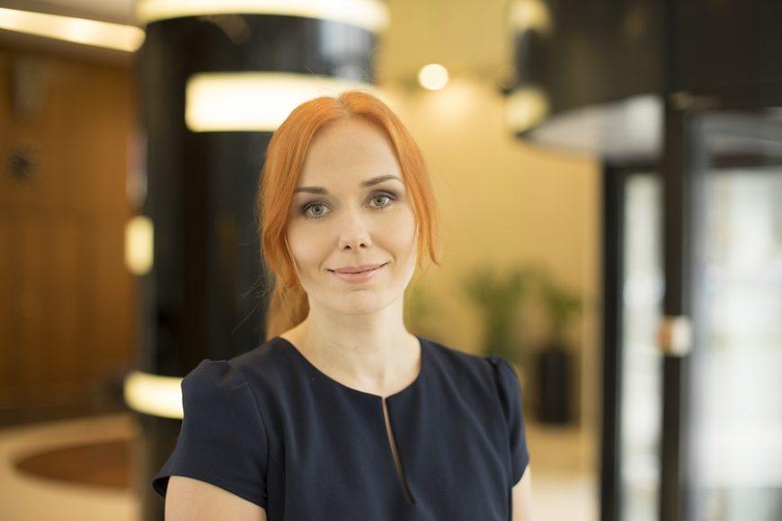 Małgorzata Fibakiewicz, Dyrektor, Dział Powierzchni Biurowych, BNP