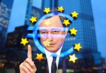 mario draghi Unia Europejska Euro