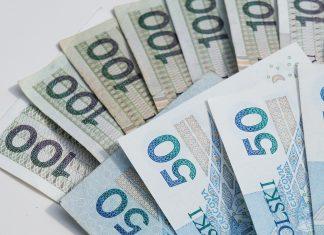 pieniądze złotówki PLN oszczędności