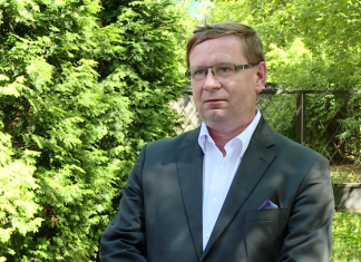 Dariusz Kwieciński, prezes zarządu Malborskich Zakładów Chemicznych Organika