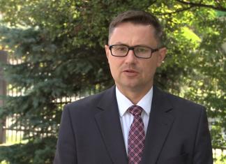 Krzysztof Różycki, dyrektor w firmie Lindorff
