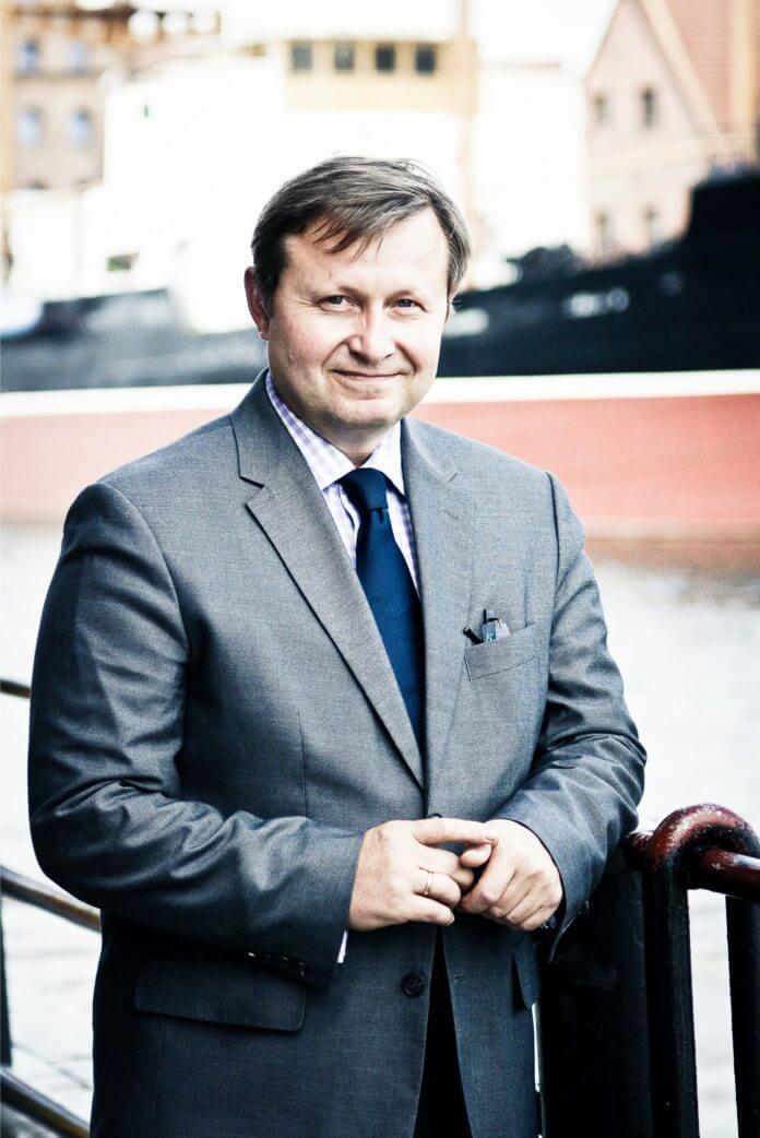 Andrzej Roter, Prezes Zarządu, Konferencja Przedsiębiorstw Finansowych w Polsce