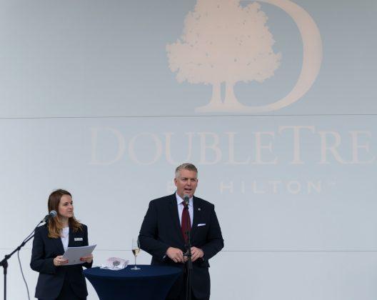 Otwarcie – DoubleTree by Hilton Wroclaw