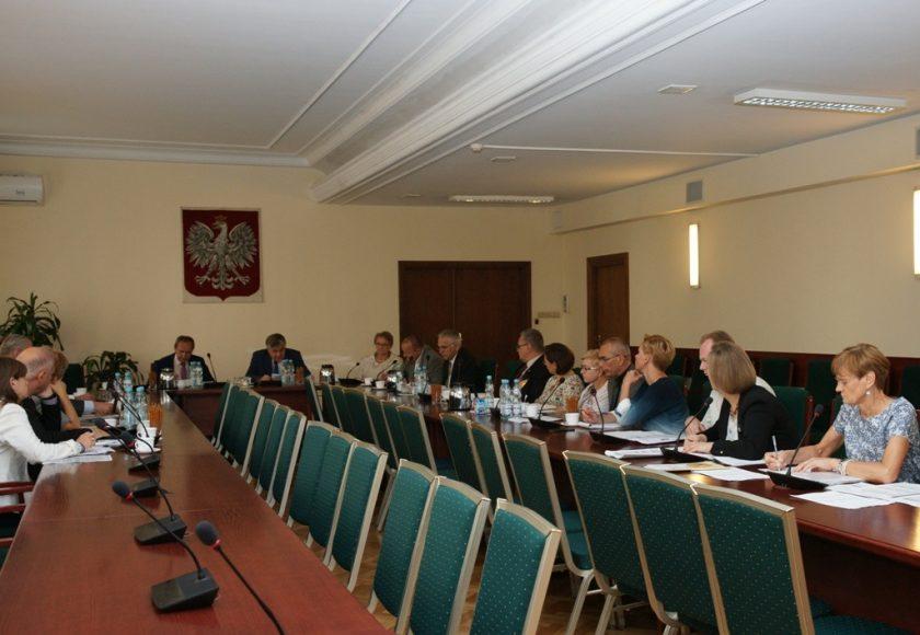 Fot. Spotkanie nadzoru nad importem zbóż z Ukrainy