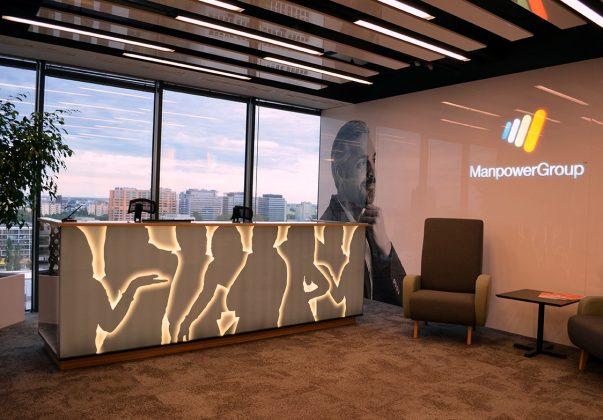 ManpowerGroup główna siedziba w biurowcu Proximo przy ulicy Prostej 68 w Warszawie