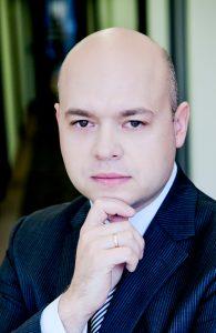 Marcin Hałaj, dyrektor ds. Rozwoju Rynku Rolniczego w Raiffeisen Leasing