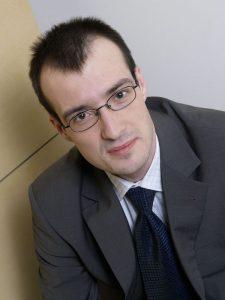 Marcin Madej, ekspert ds. rozwoju aplikacji finansowych i podatkowych Onwelo