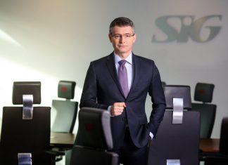 Artur Hoffman, Dyrektor Handlowy SIG Sp. z o.o.