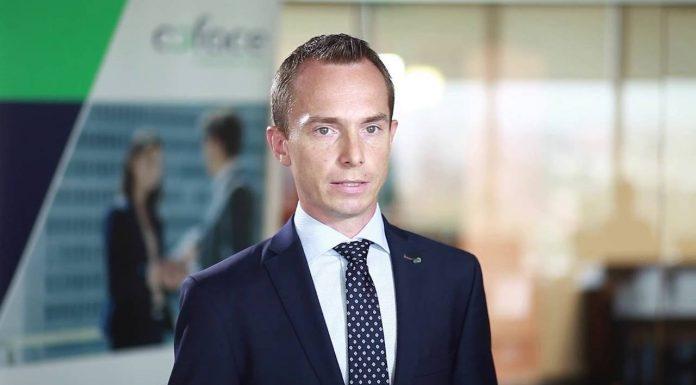 Grzegorz Sielewicz, główny ekonomista Coface w Regionie Europy Centralnej
