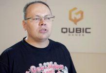 Jakub Pieczykolan, prezes zarządu QubicGames