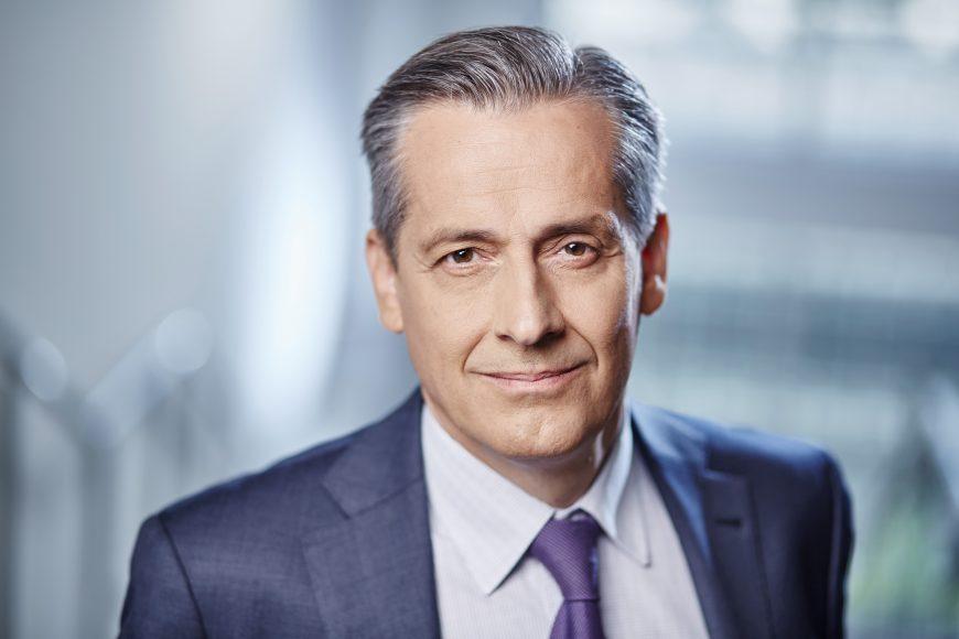 Philippe Paul Bézieau, wiceprezes zarządu, obszar Bankowości Personal Finance  BGŻ BNP Paribas