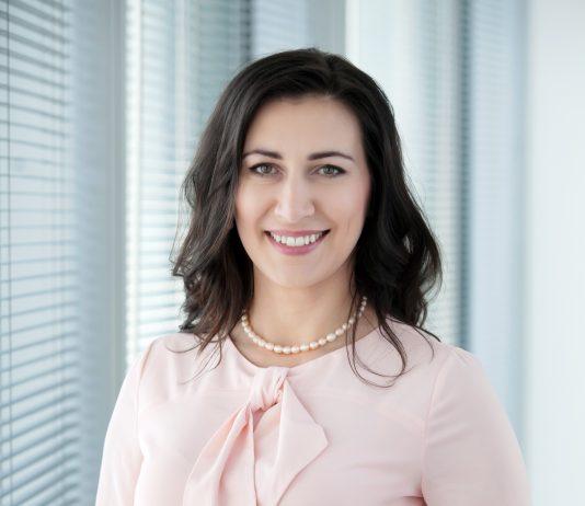 Renata Kusznierska, Dyrektor Działu Powierzchni Handlowych Cushman & Wakefield w Polsce