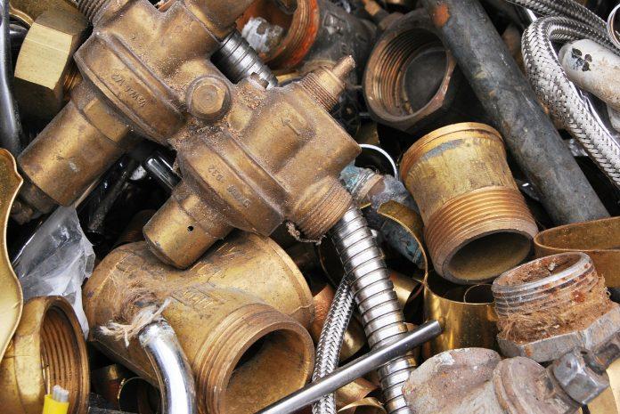 rury recykling