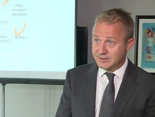 Maciej Wieczorek, prezes zarządu w spółkach Celon Pharma oraz Mabion