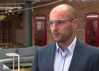 Krzysztof Janusz, general manager Polska w firmie Intive