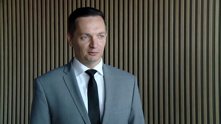 Maciej Pustół, dyrektor operacyjny w firmie Modis