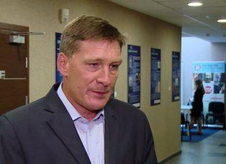 Jan Bondar, rzecznik prasowy Głównego Inspektoratu Sanitarnego (GIS)