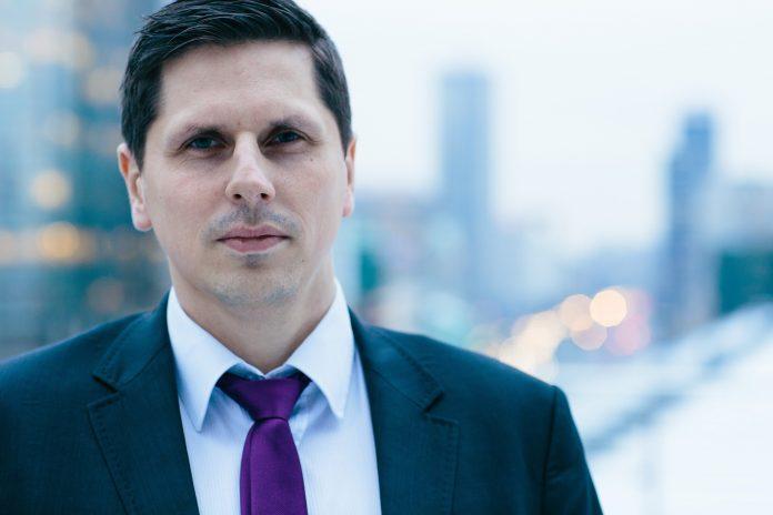 Marcin Ludwiszewski, lider obszaru cyberbezpieczeństwa w Deloitte w Polsce