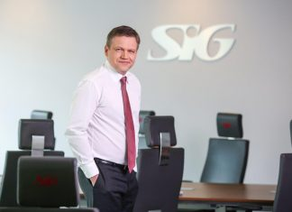 Mirosław Kindrat, Dyrektor IT w SIG Sp. z o.o.