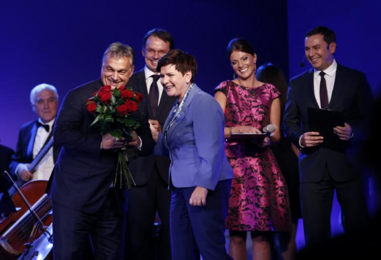 Viktor Orban Człowiekiem Roku XXVI Forum Ekonomicznego w Krynicy